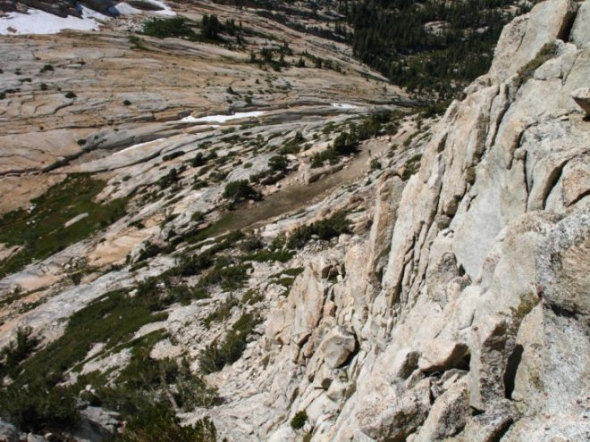 Yosemite National Park - from Unicorn Peak