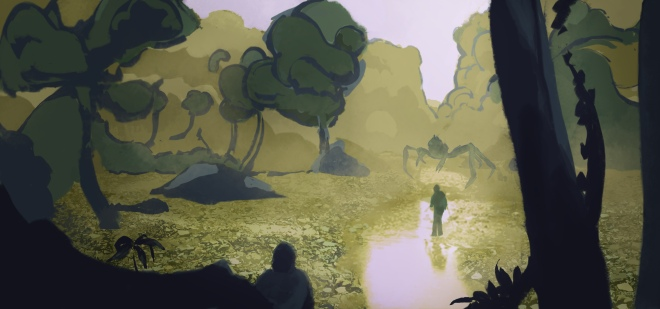 The Hobbit Concept Art
