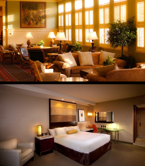 Disney's Saratoga Springs vs. Disney's Contemporary Resort